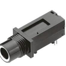 供应插卡耳机插座pj-624a长形镀金端子ROHS环保认证