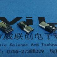 3.6标准MICRO5P焊线式公头主体图片