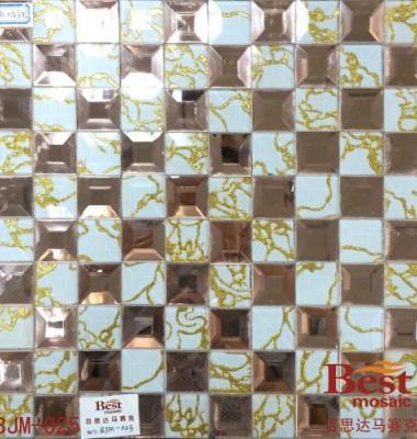 玻璃马赛克图片/玻璃马赛克样板图 (3)