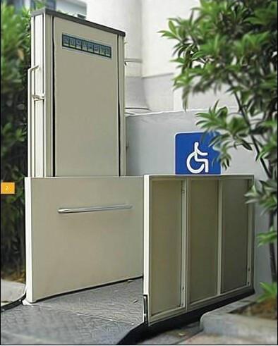 供应残疾人升降机升降平台