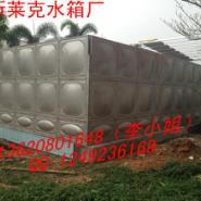 供应现场制作安装方形保温水箱价格-组合式方形生活水箱,柜形消防水箱