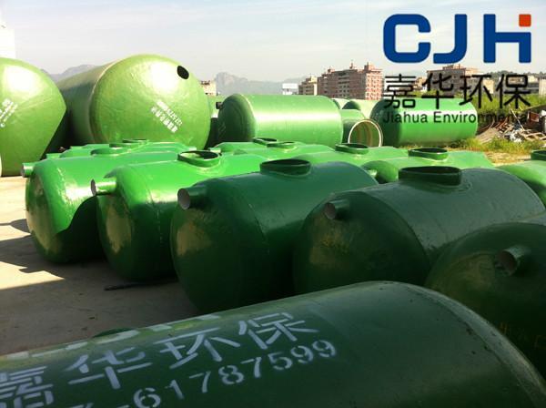 供应12立方玻璃钢化粪池
