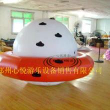 供应水上陀螺充气玩具,快乐大本营同款最畅销的水上乐园陀螺气垫批发