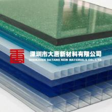 供应惠州PC板雨蓬车蓬顶蓬-东莞PC阳光板耐力板-珠海PC板加工图片