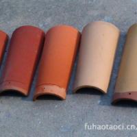 供应新型平板瓦厂价生产、批发陶都琉璃瓦、湖南供应新型琉璃瓦平板瓦