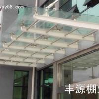 供应广州钢化玻璃雨棚效果图、广州钢化玻璃雨棚效果图设计,价格。