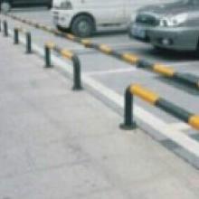 供应南宁停车场挡车杆,防撞杆红昌科技更坚固图片