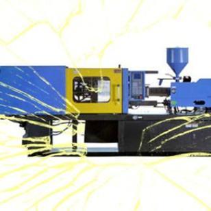 陆丰海鹰混合三色注塑机图片