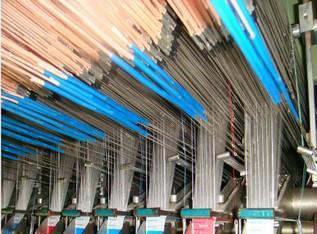 供应提花机高耐磨热缩管