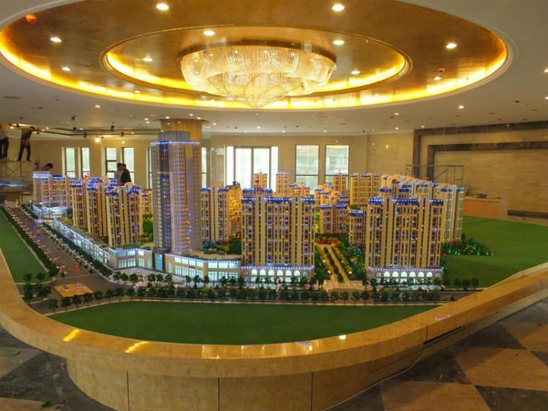 大同市鑫视景沙盘模型公司
