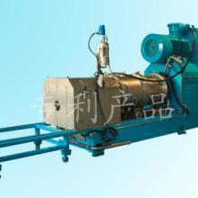 供应山东氧化铝超细研磨机砂磨机厂家苏州可纳粉体技术有限公司批发