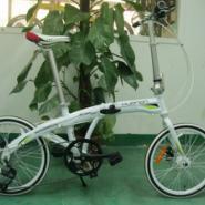 安徽14寸折叠自行车厂家批发图片
