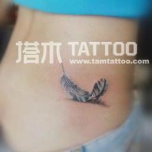 供应羽毛纹身图
