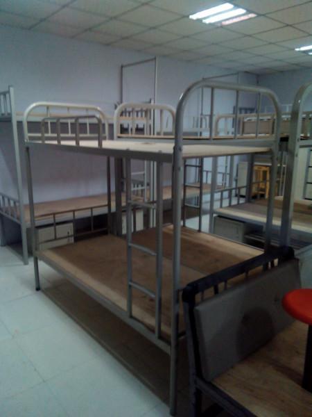 文宇铁架高低床图片