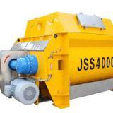 供应JSS4000新型双螺旋带混凝