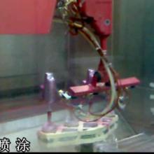 供应惠州喷涂机器人图片