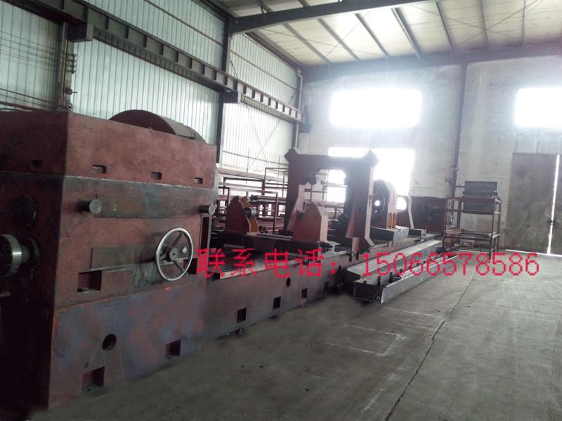 t0深孔钻镗床_我公司生产的TS2150X10米型深孔钻镗床于今