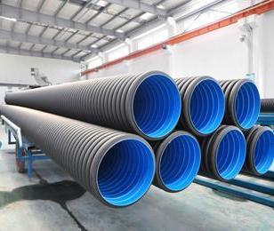 宜宾HDPE双壁波纹管厂家直销图片