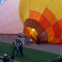 供应信阳热气球,河南热气球广告,巩义热气球体验,热气球出租图片