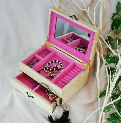 供应首饰礼盒,精美首饰盒加工订做,家居用品批发