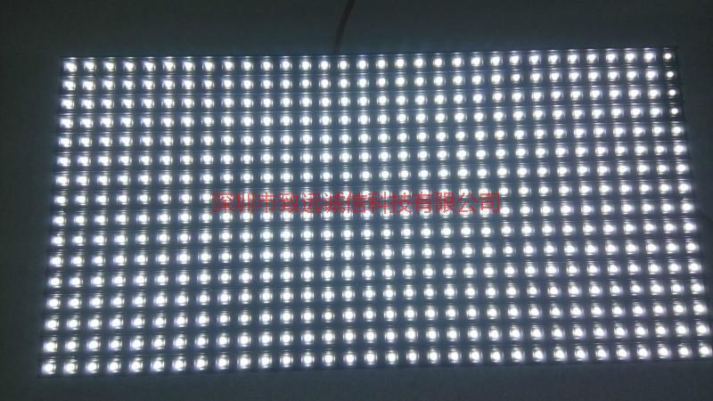 供应P10表贴单白单元板厂家批发/表贴单白