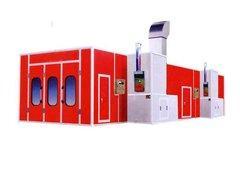 山东高温烤漆房生产厂家定制-环保UVUV光氧气味处理