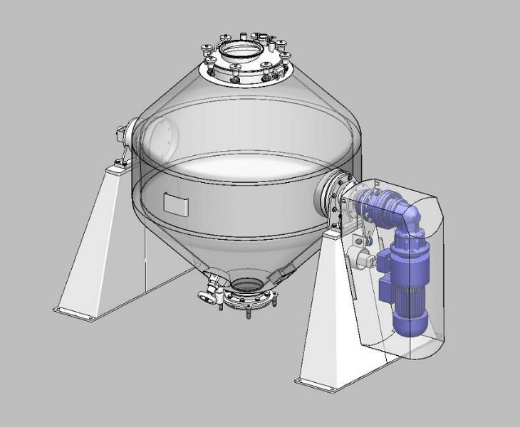 供应金属粉末混合机/铁粉混合机
