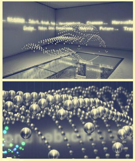 小球矩阵浮球矩阵LED矩阵灯
