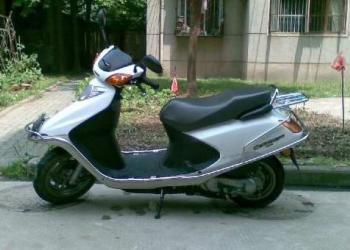 供應五羊本田喜悅100 五羊本田小公主100 網上踏板摩托車專賣店圖片圖片