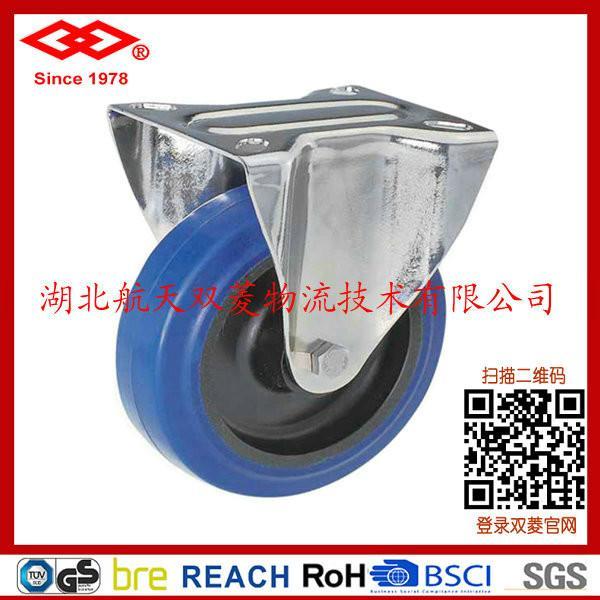 聚氨酯脚轮图片/聚氨酯脚轮样板图 (2)