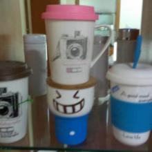 定做纪念茶杯 陶瓷杯 会议茶杯 景德镇厂家