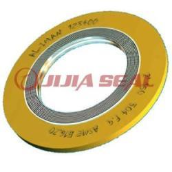 金屬石墨缠绕垫片帶外環金屬缠绕垫片四氟缠绕垫