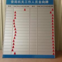 供应各种铝型材标识亚克力标识标牌