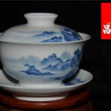 供应陶瓷工艺盖碗工艺/批发零售