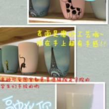供应景德镇纯手工工艺陶瓷杯/批发零售