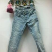 廊坊厂家直销一手货源女式牛仔裤图片