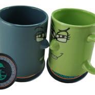 郑州广告促销礼品茶杯垫设计定做图片