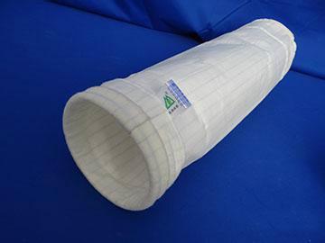 供应新疆抗静电覆膜涤纶针刺毡滤袋