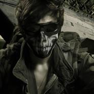 酋长正品CM01钢网防护面具图片
