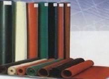 天然橡胶绝缘垫/发电厂红色绝缘地胶使用