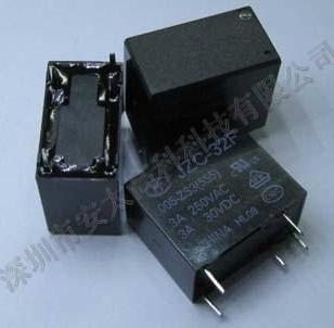 宏发HF继电器JZC-32F/005-ZS3图片
