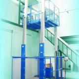 供应济南天虹铝合金升降机专业生产,铝合金升降机生产商