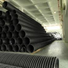 塑钢缠绕管、钢带增强管、双平壁钢塑复合管、塑料检查井、硅芯管