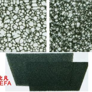 广西喇叭海棉网喇叭滤尘绵图片