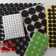 芜湖CR海棉胶垫CR发泡橡胶垫图片