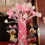 爱情树气球/气球婚礼/成都气球图片