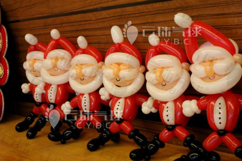 供应圣诞节装饰/圣诞老人/魔术气球编织