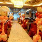 供应HelloKitty气球/KT猫宝宝宴/气球装饰/气球造型/KT