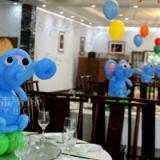供应气球大象/气球动物/魔术气球编织/长条气球造型/气球装饰