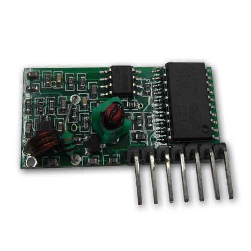 RF模块超再生无线接收解码销售